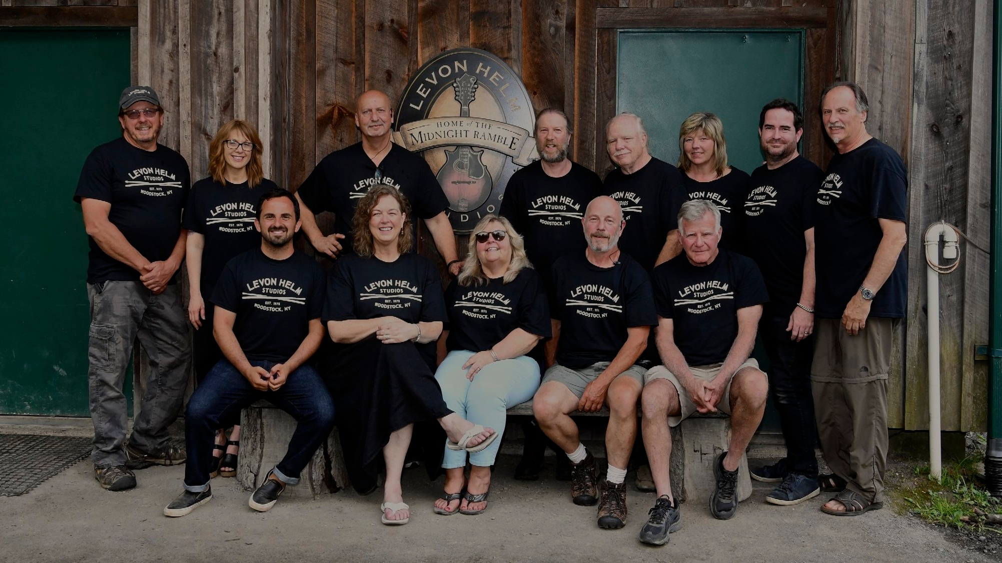 Back row (L to R): Tom Stevens, Christy Newman, Joe Wells, Mike Sheehan, Steve Farrell, Mindy Kennedy, Brendan McDonough, Jim Rice Front row (L to R): Drew Frankel, Suzanne Stevens, Cindy Wells, Dave Ghent, Bill Speight  Photo © James Rice Photography, 2018