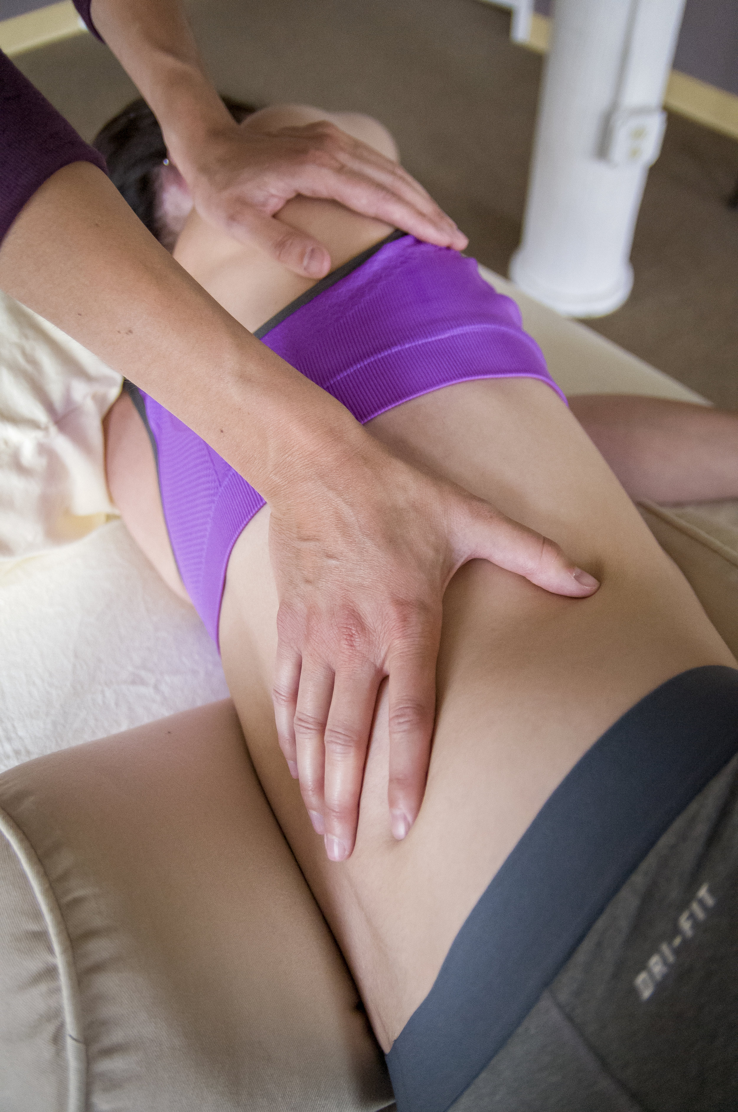 Myofascial release sessions at White Birch Wellness are always customized to meet your needs