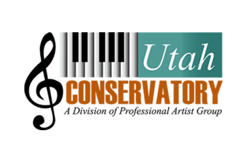 Utah Conservatory  -dedicated to providing world class instruction in all realms of music to any age. The Utah Conservatory offers excellence in teaching while promoting possible ways to enrich other poeple's lives through music.    utahconservatory.com