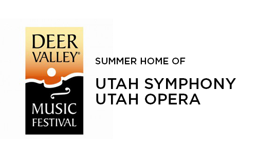 Deer Valley Music Festival  - Park City is Utah Symphony | Utah Opera's (USUO) summer home in the mountains with a full season of chamber music, classical, and pops performances at the Deer Valley Resort.     deervalleymusicfestival.org