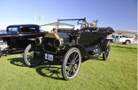 classic car image