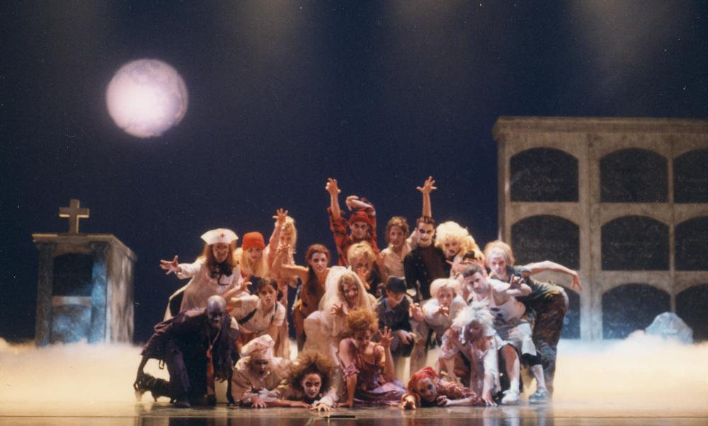 Thriller Odyssey Dance Theatre