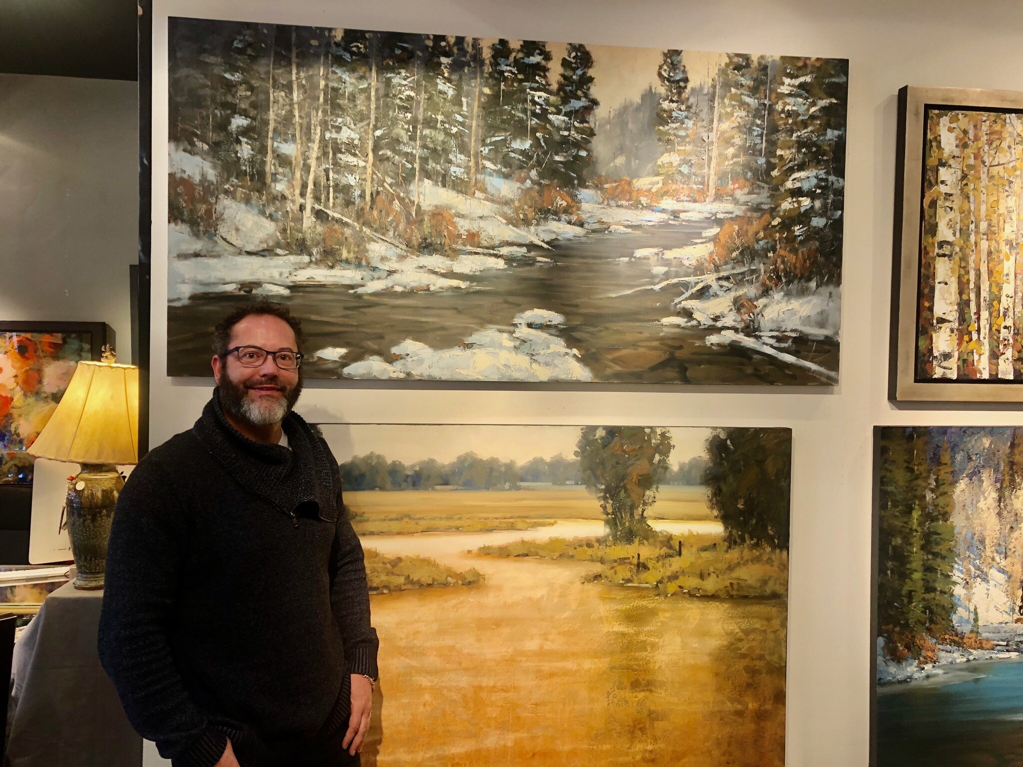 Park City Gallery Spotlight Lunds Fine Art Gallery Arts Council Park City Summit County