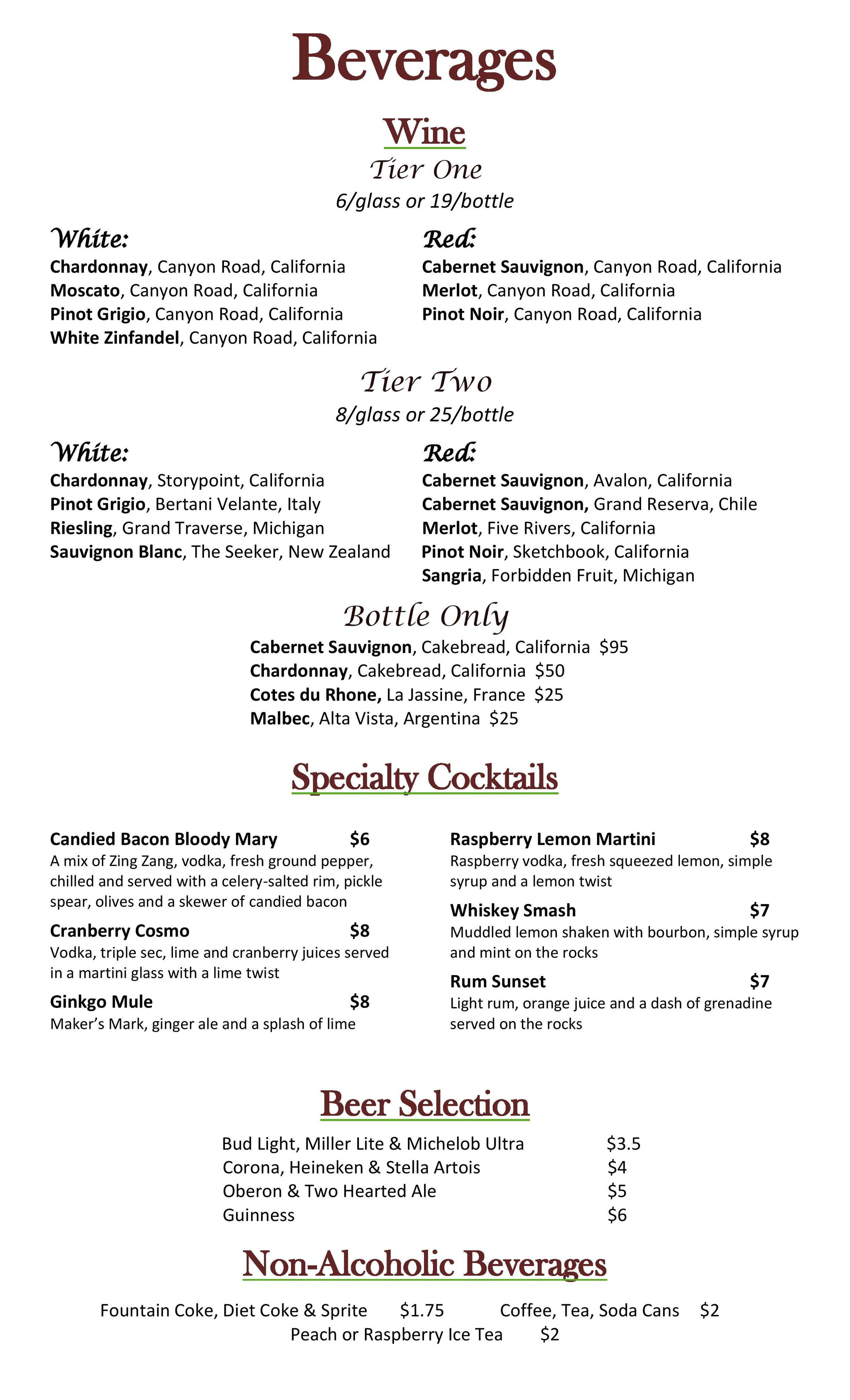 Wine, beer and cocktail list for long menu holder - January 2018-page-001.jpg