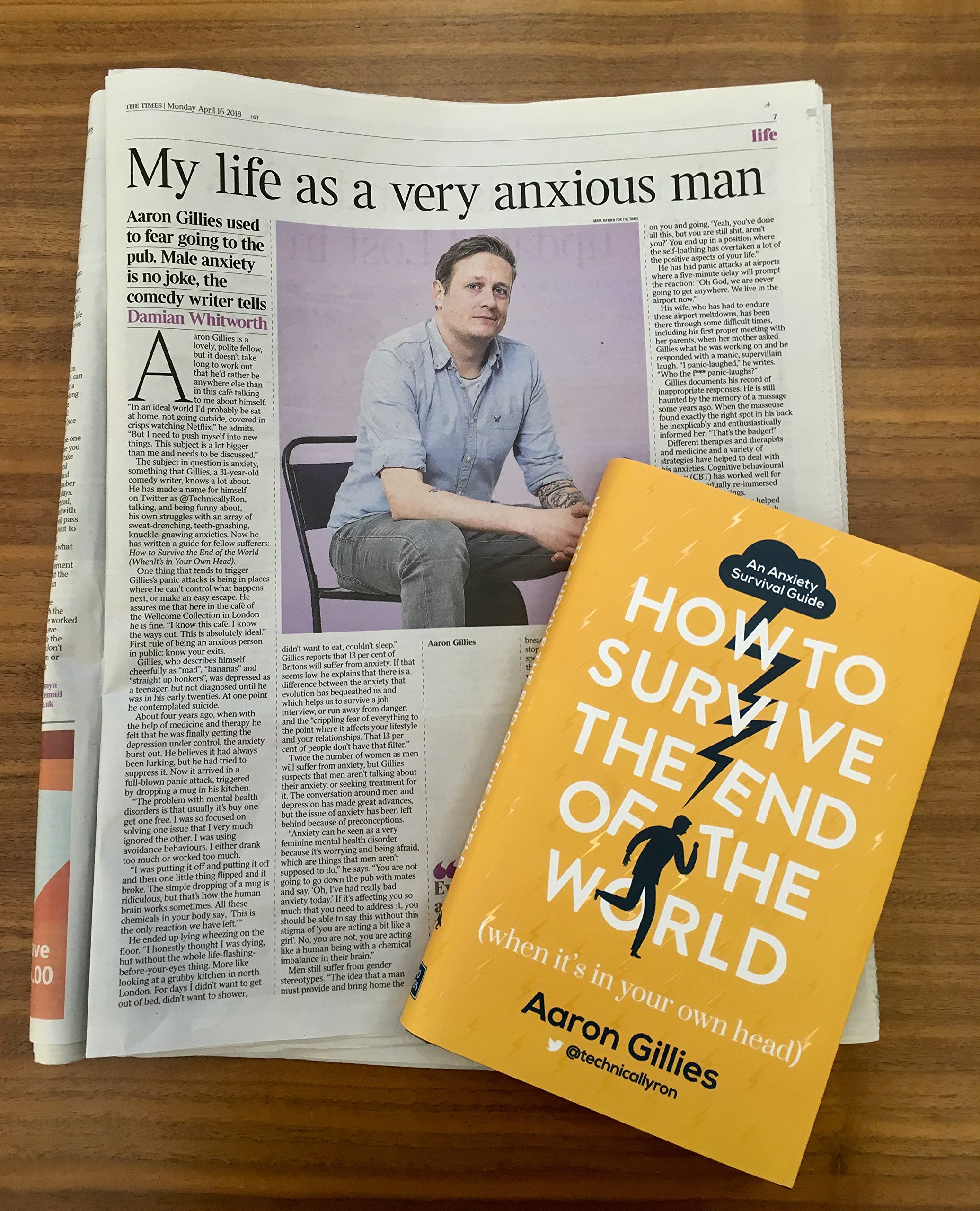 The Times Interview