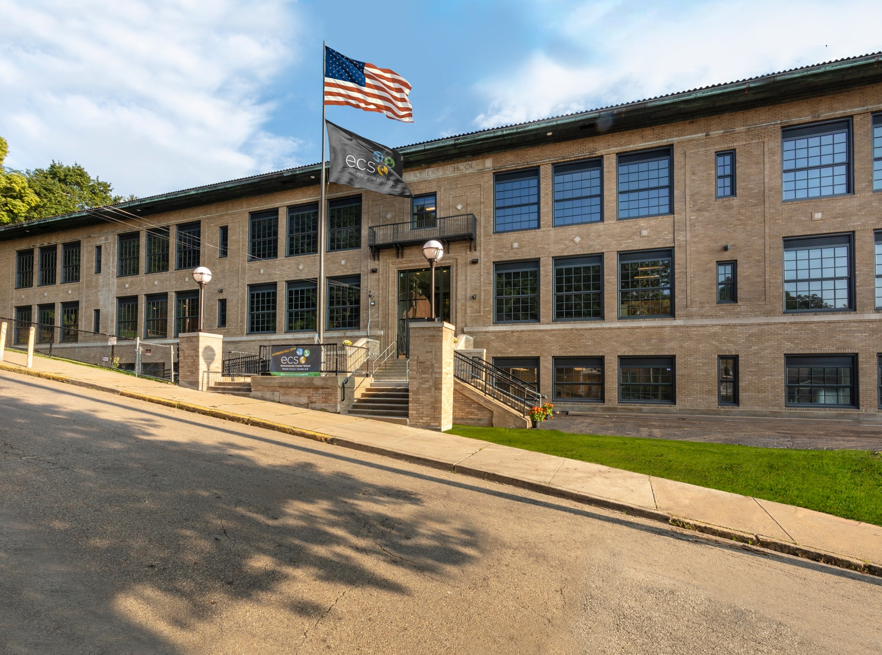ECS Pittsburgh Middle School