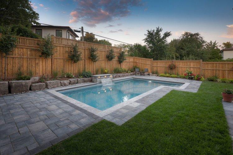 Custom Inground Swimming Pool Ideas Dream Pools Dream Pools