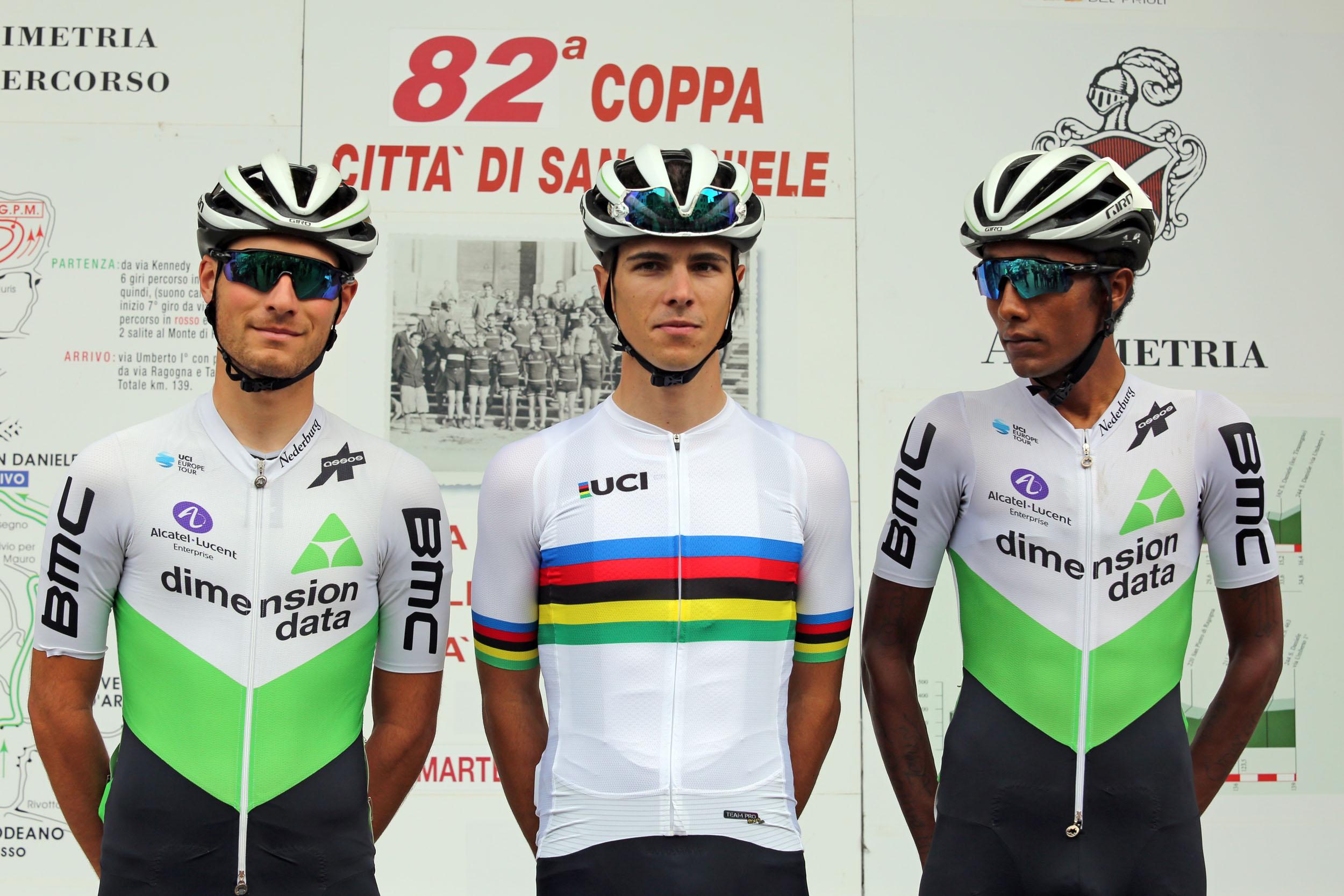 Il Campione del Mondo Samuele Battistella