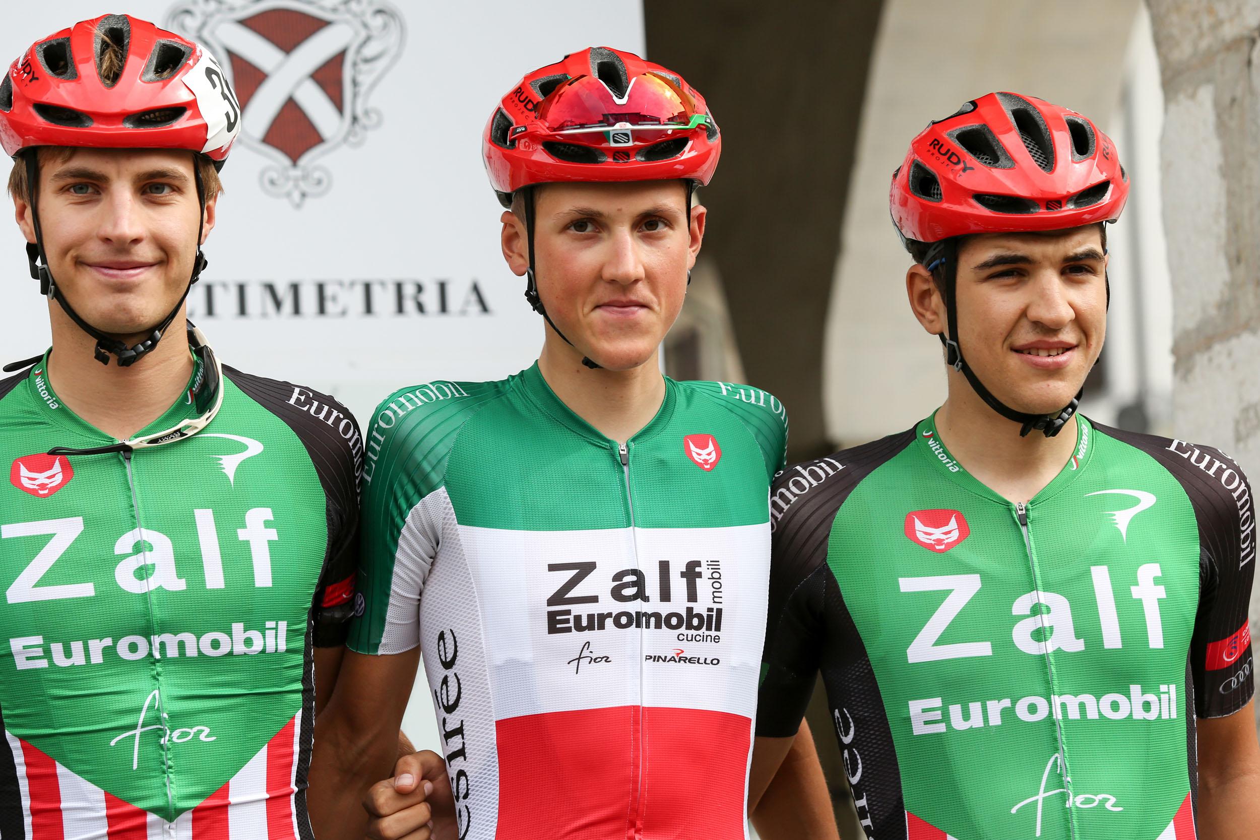 Il Campione Italiano Marco Frigo