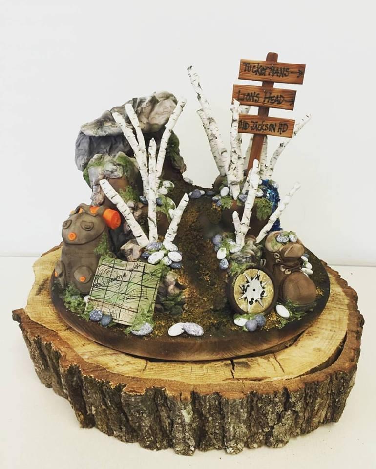 Tuckerman's Ravine Cake