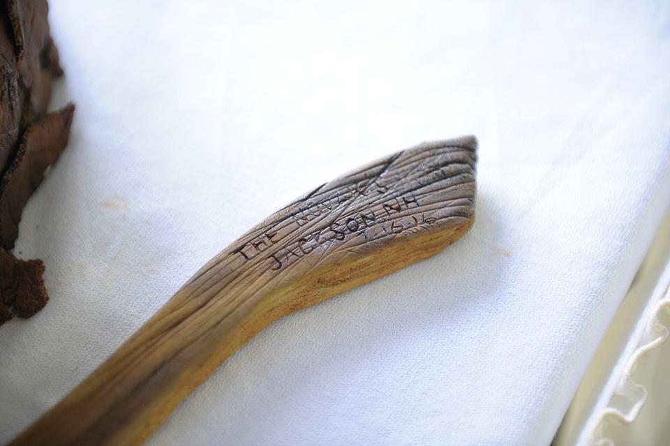 Handmade Sugar Ax