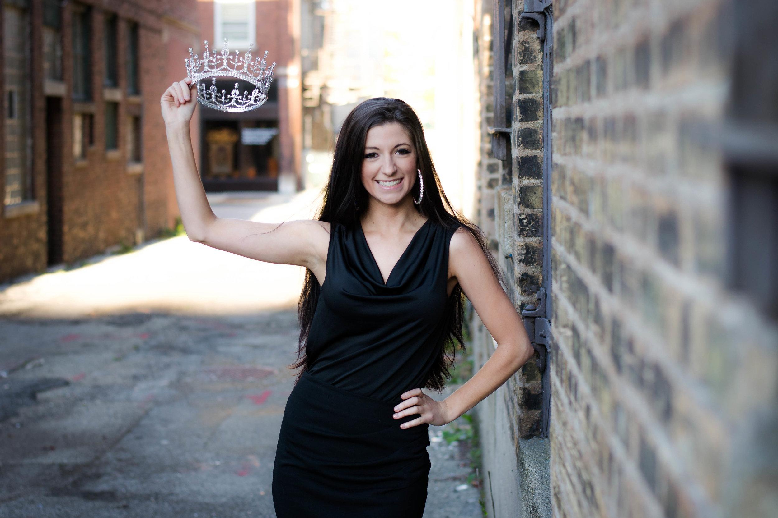 Rebecca Gaertner - Miss Nationwide - 2015
