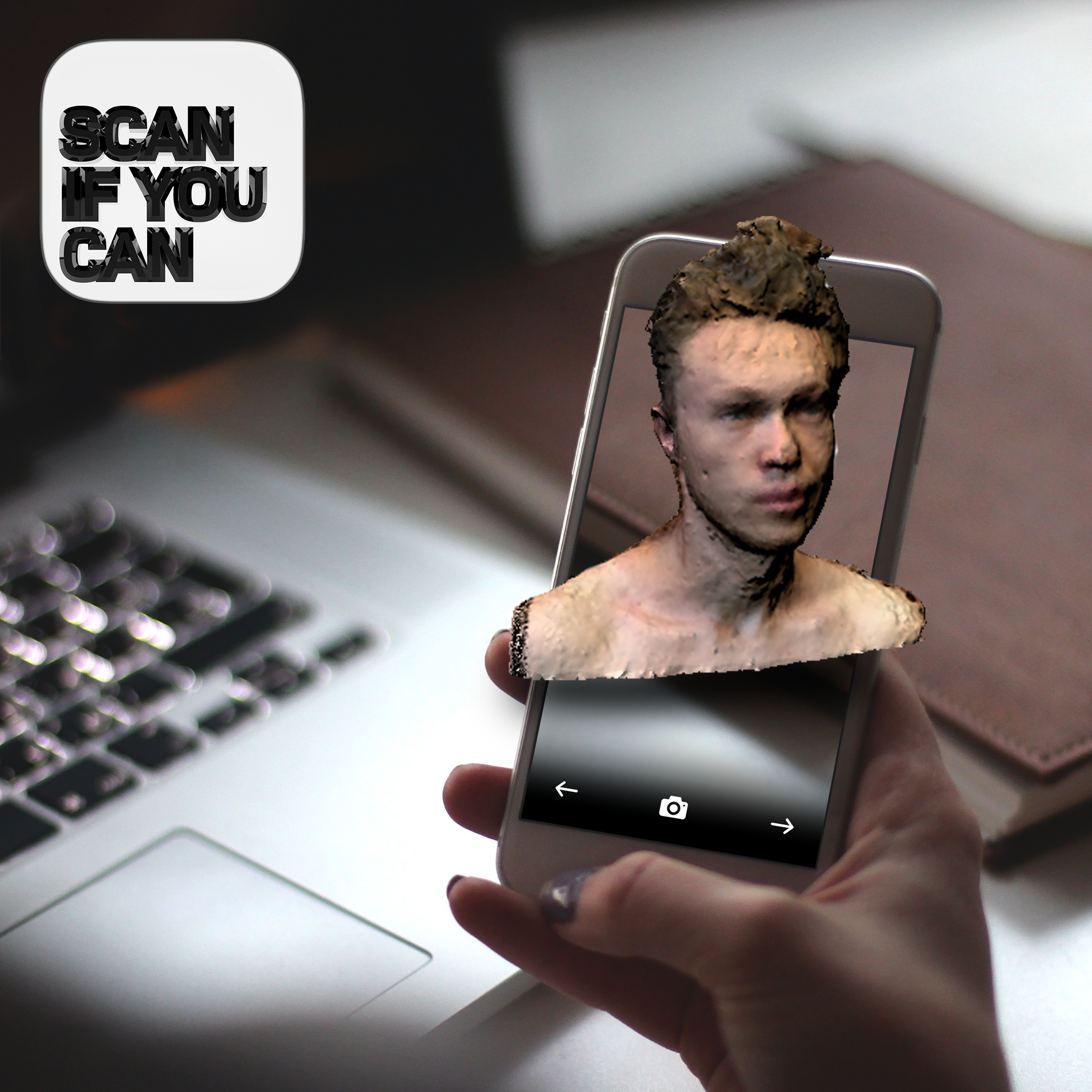 Scan IF You Can (Augmented Reality)