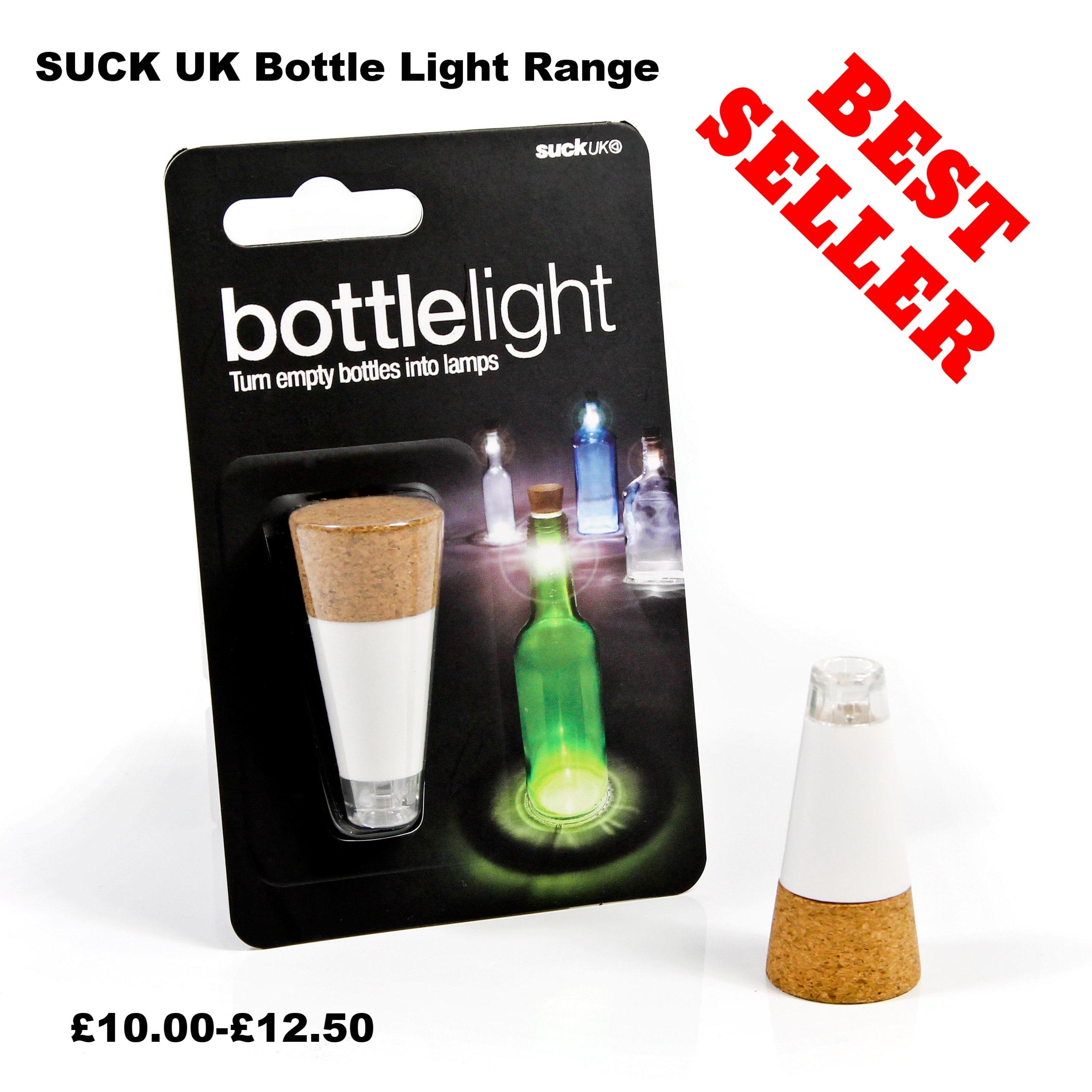 SUCK UK - Bottle Light