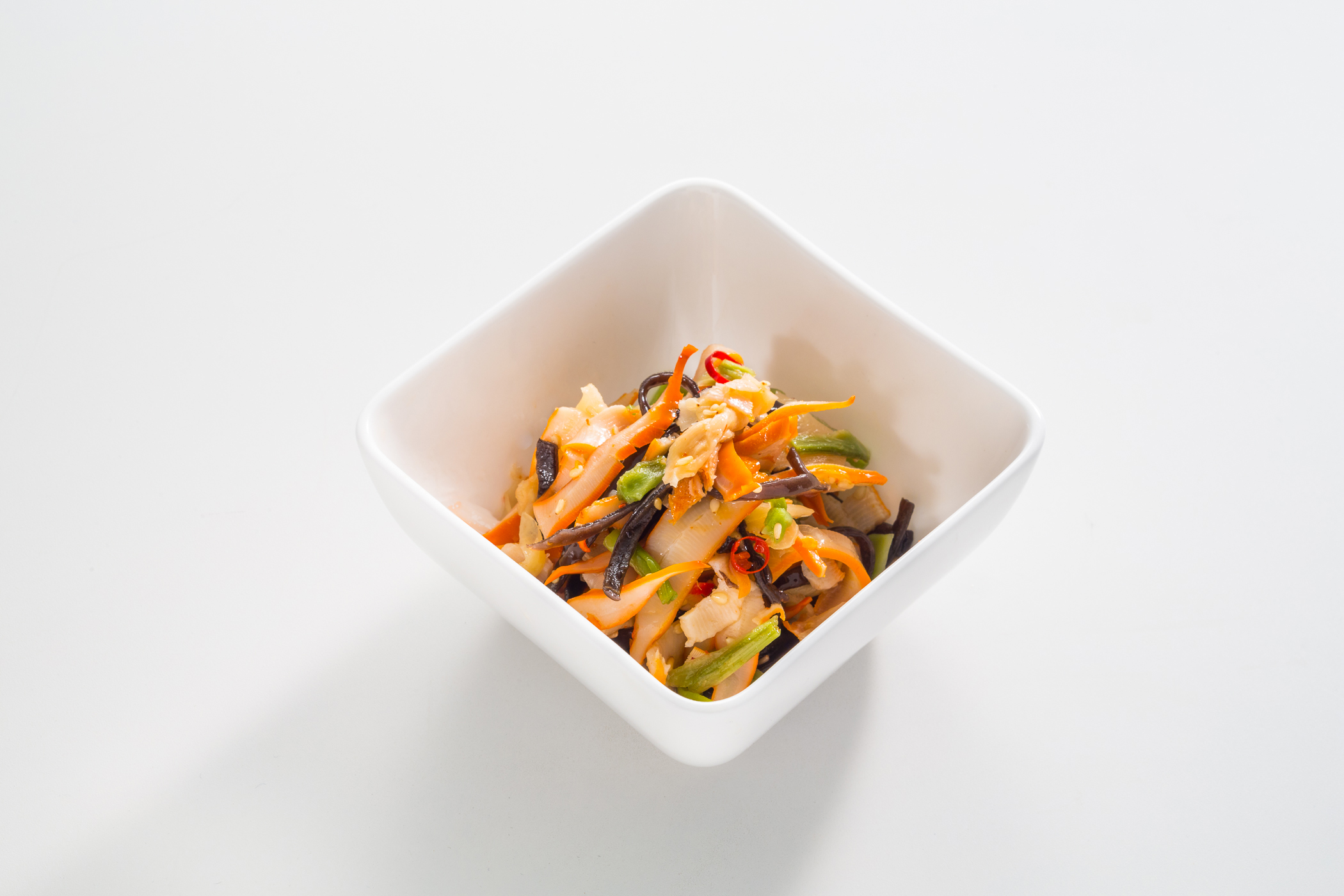 Ika Sansai (Squid Salad)