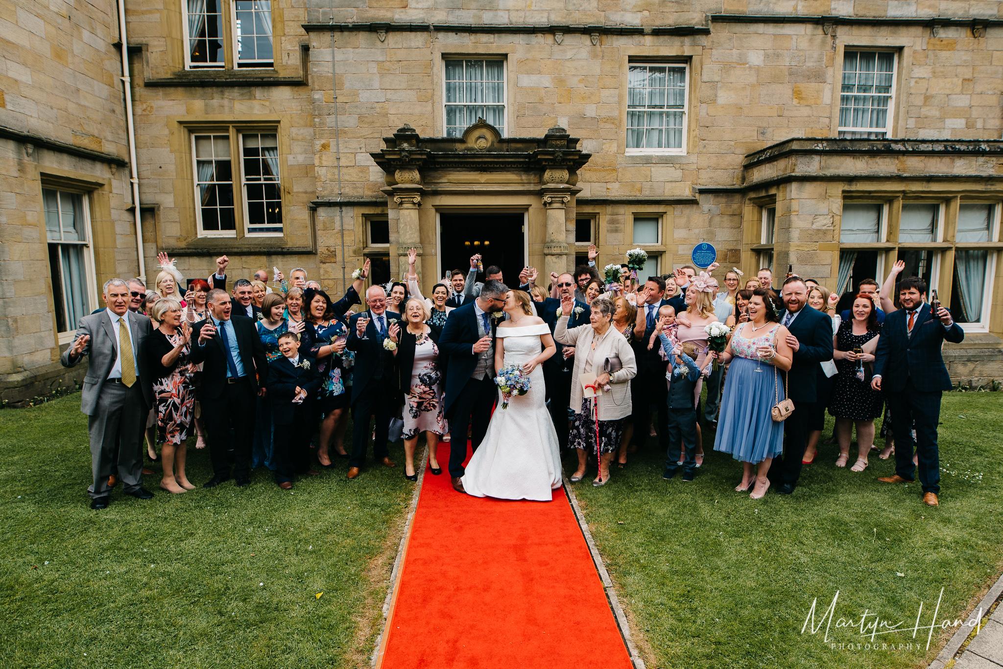 Weetwood Hall Wedding Photography