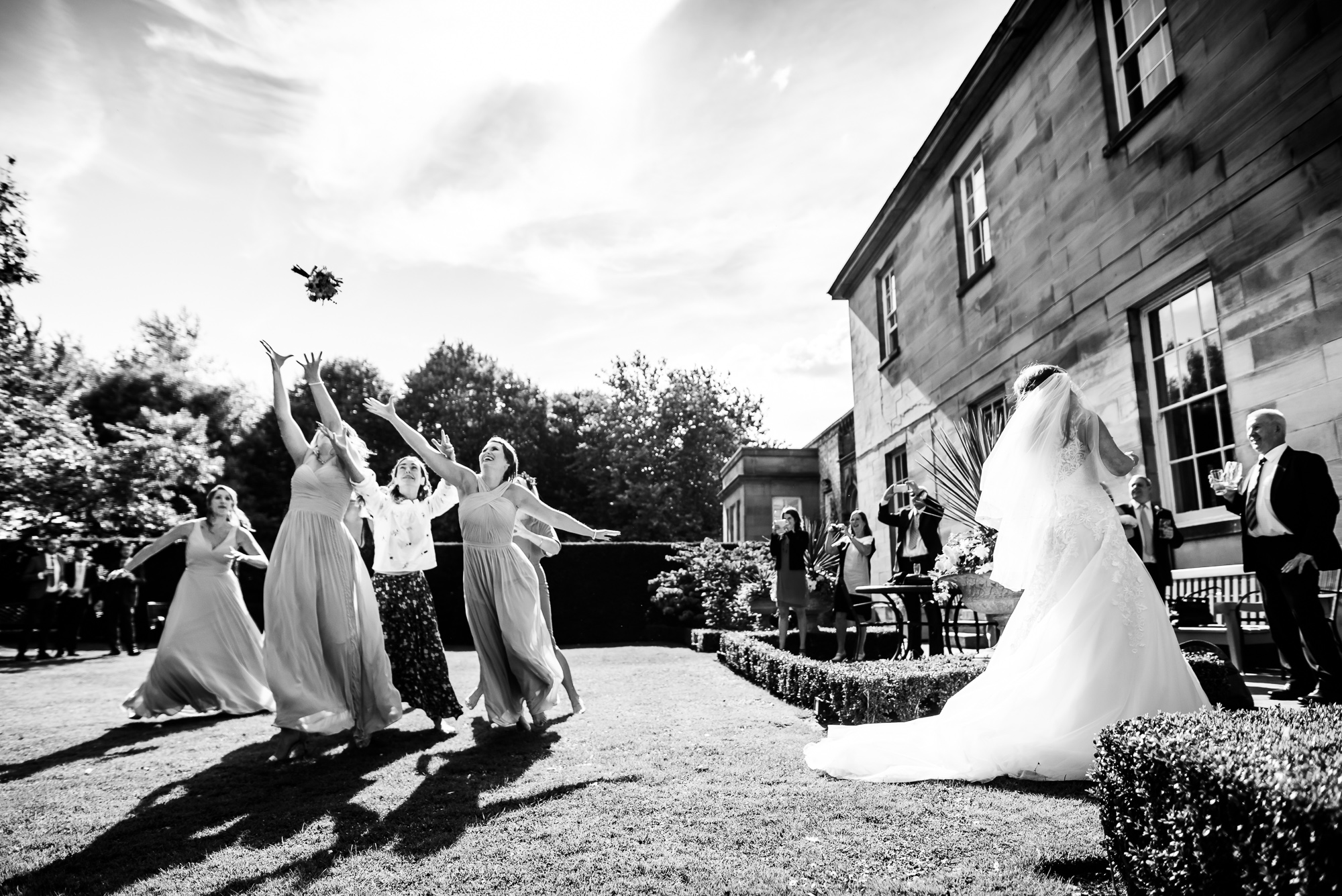 Martyn Hand Photography - Yorkshire Wedding Photographer