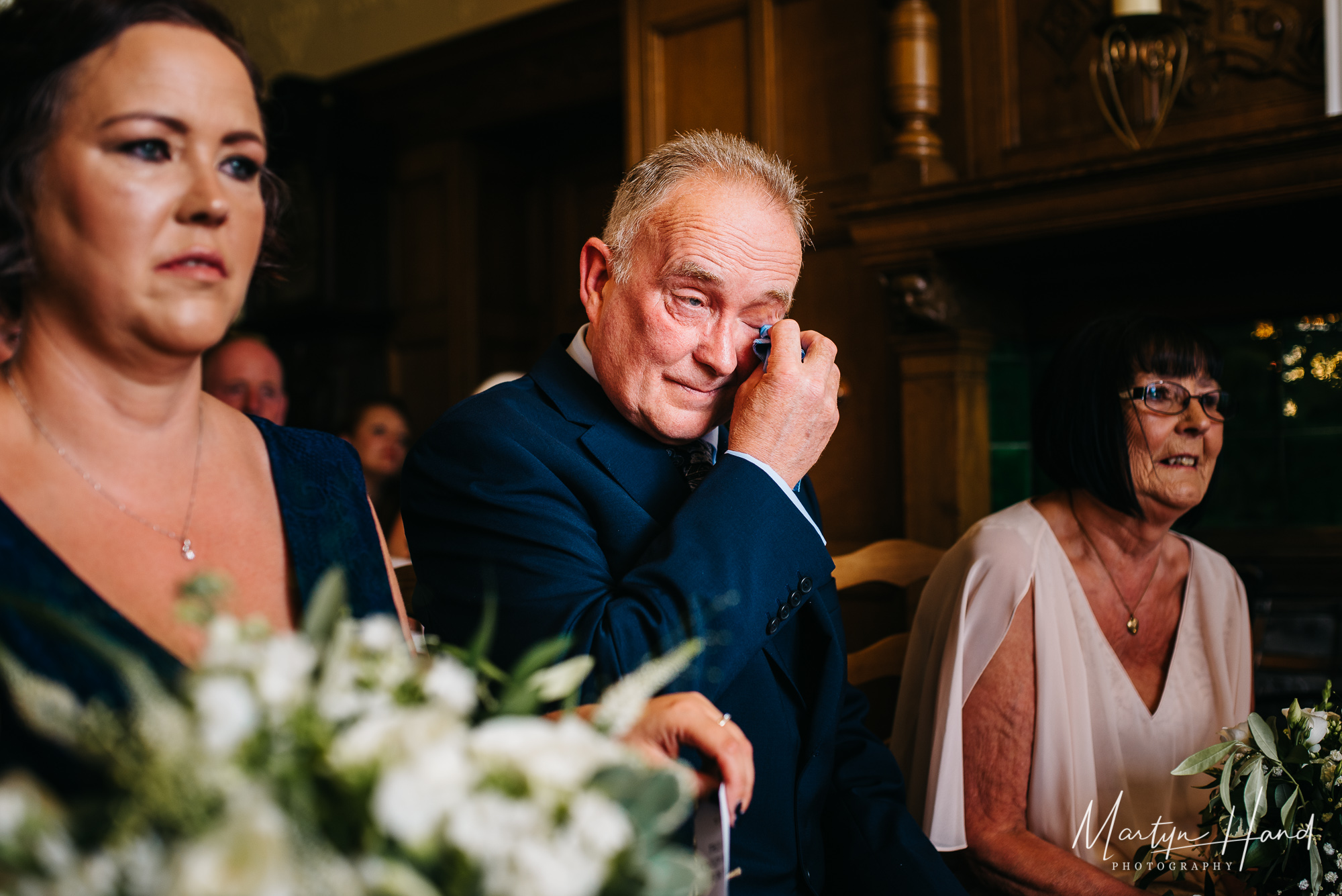 Cragwood Country House Wedding Photographer Martyn Hand Photogra