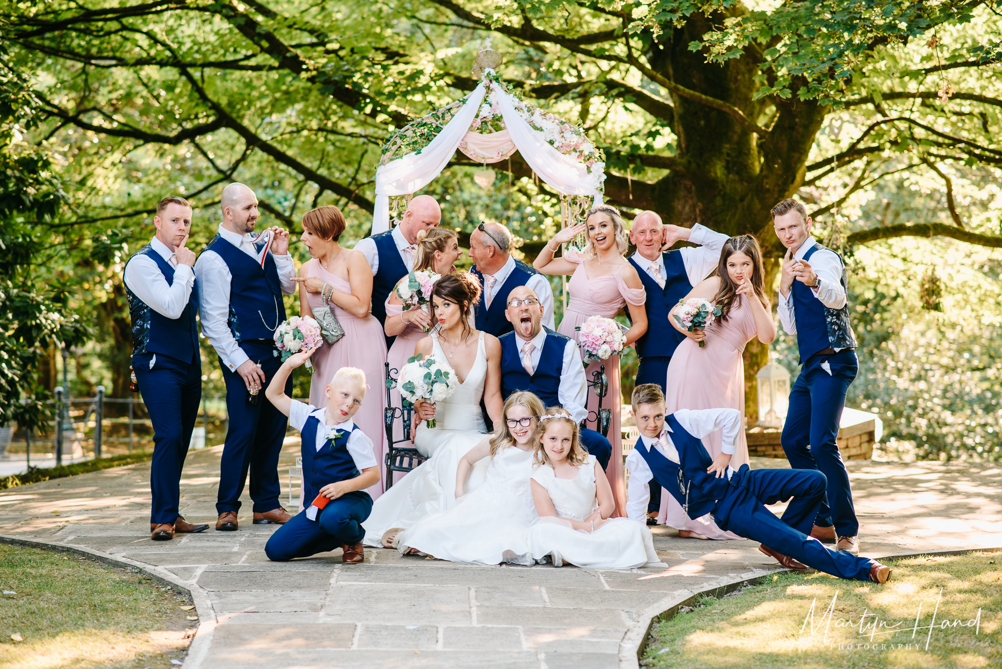 Crow Hill Wedding Photographer Martyn Hand Photography