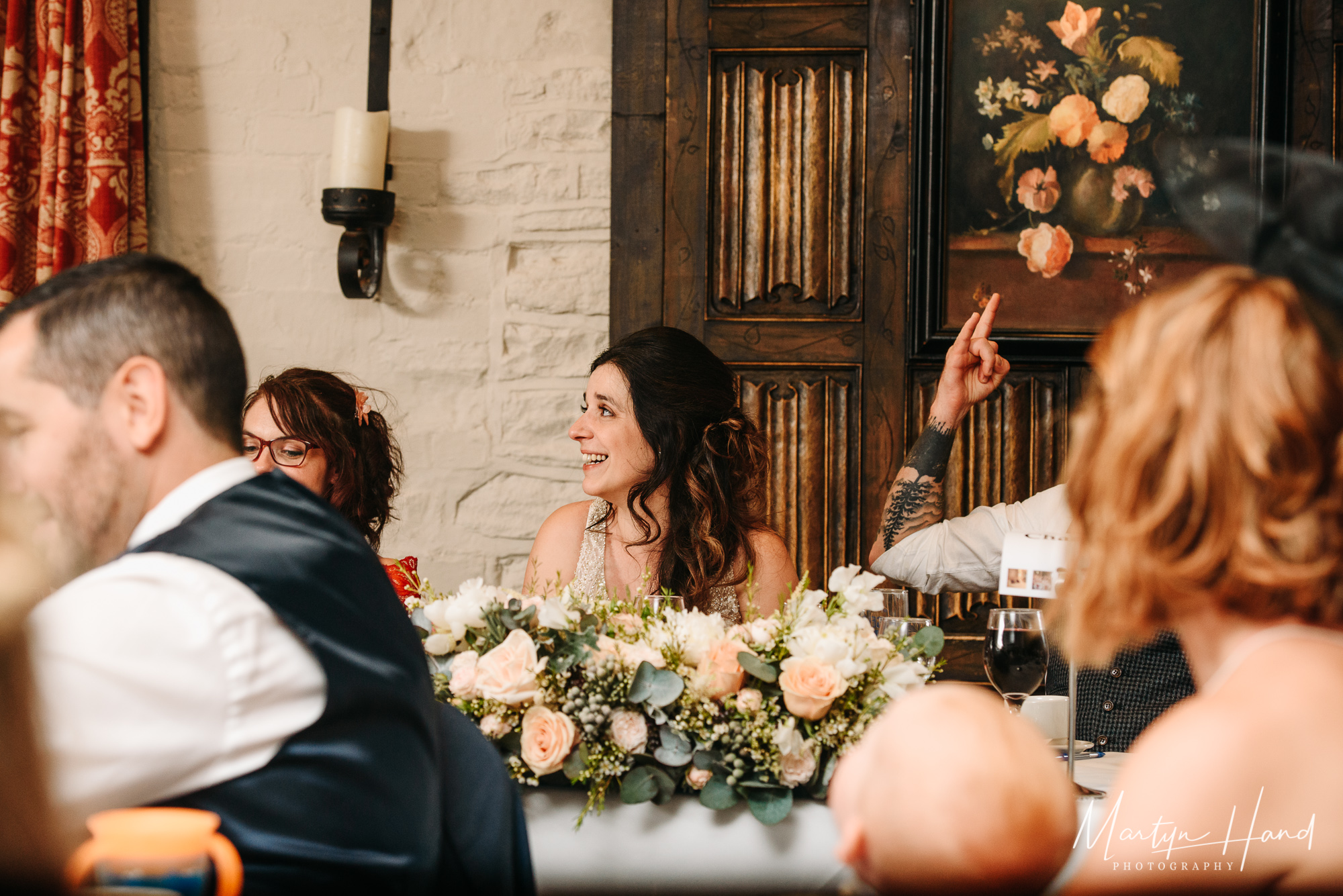 Holdsworth House Wedding Photographer Martyn Hand Photography