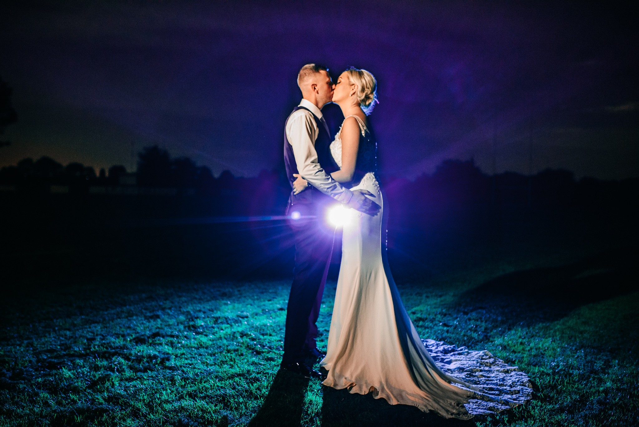 """""""Fill my heart with song and let me sing for ever more"""" - Coral & James - St. Mark's, Dunham Massey"""