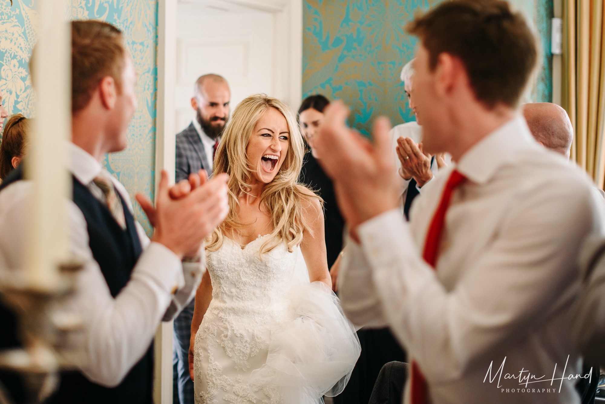Bowcliffe Hall Wedding Photographer Martyn Hand Photography