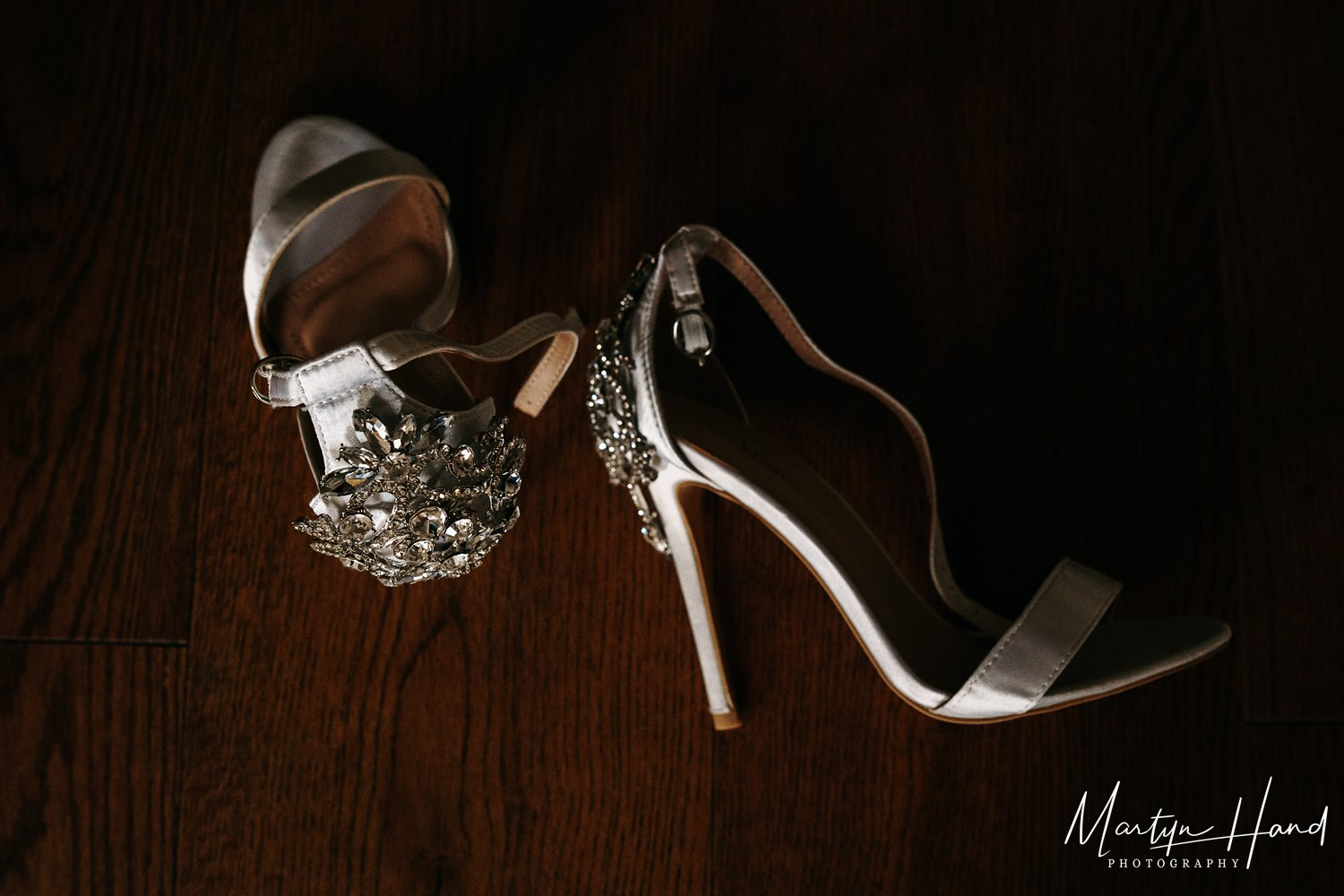 Denton Hall Wedding Bridal Shoes