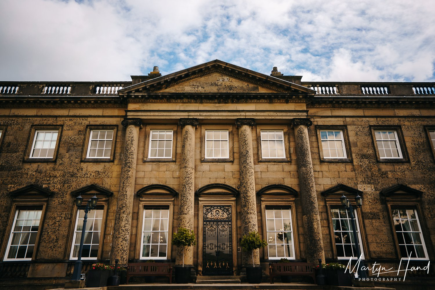 Denton Hall Wedding Venue Yorkshire Wedding Photographer