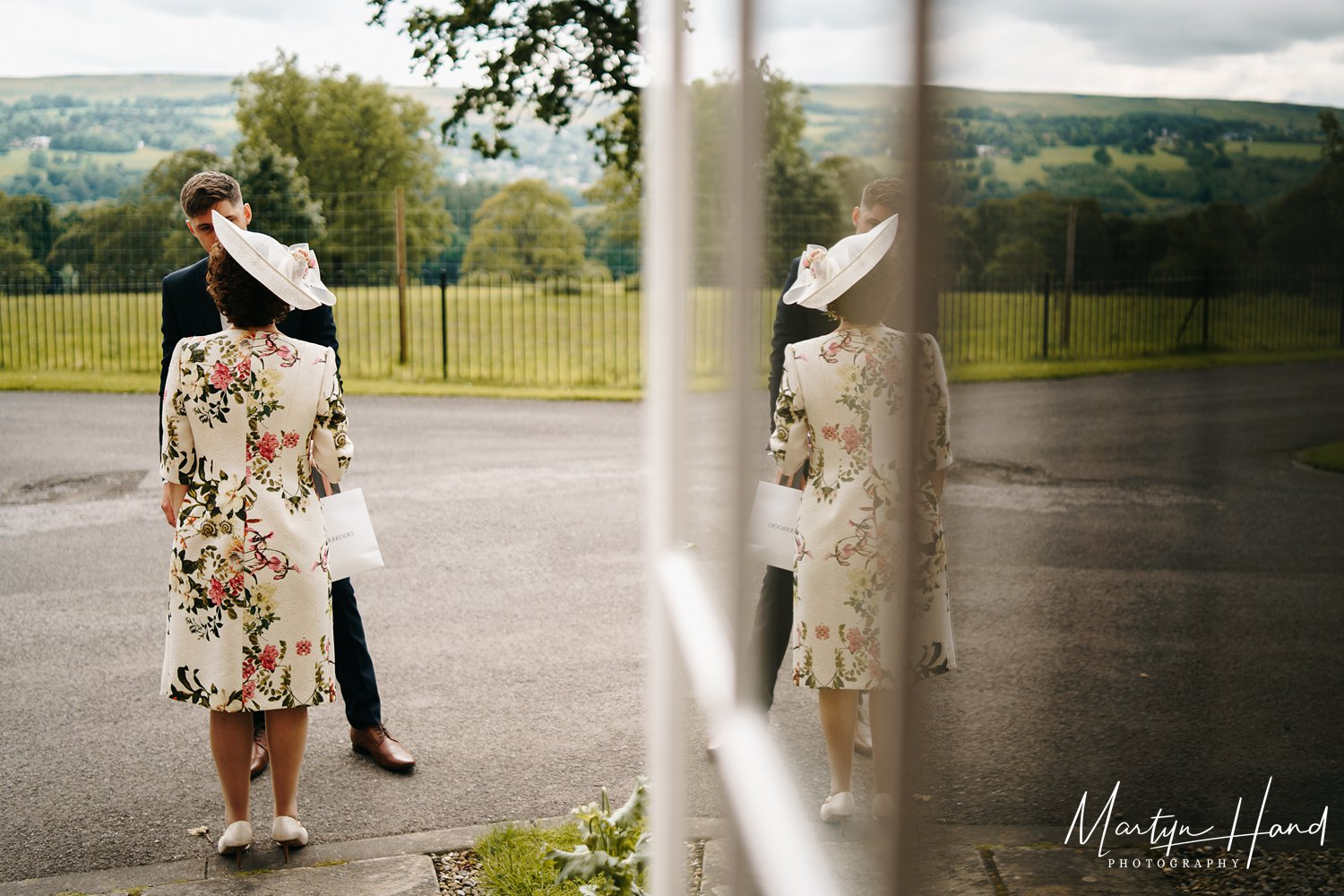 Groom Mother Wedding Day Yorkshire Wedding Venue