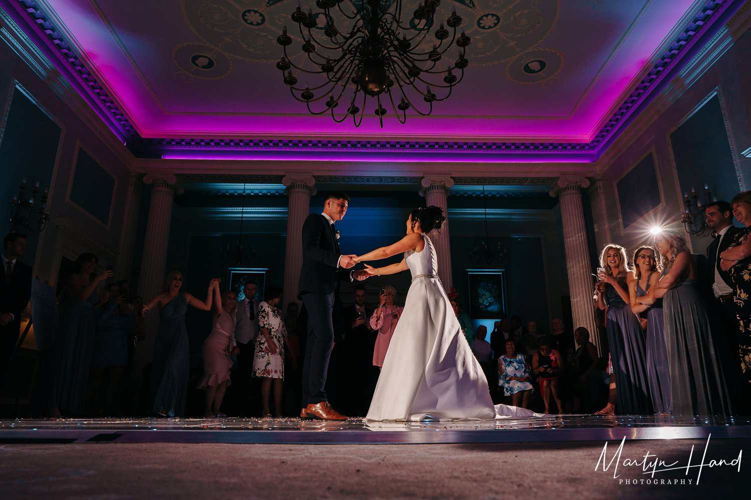first dance denton hall illkley