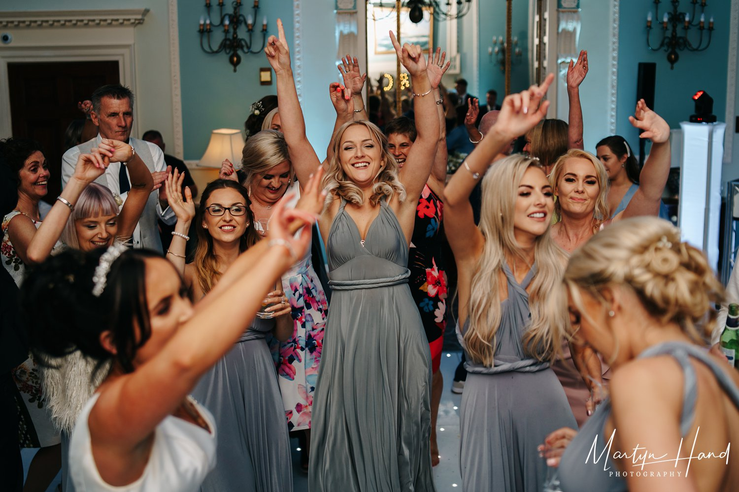 party yorkshire wedding photographer
