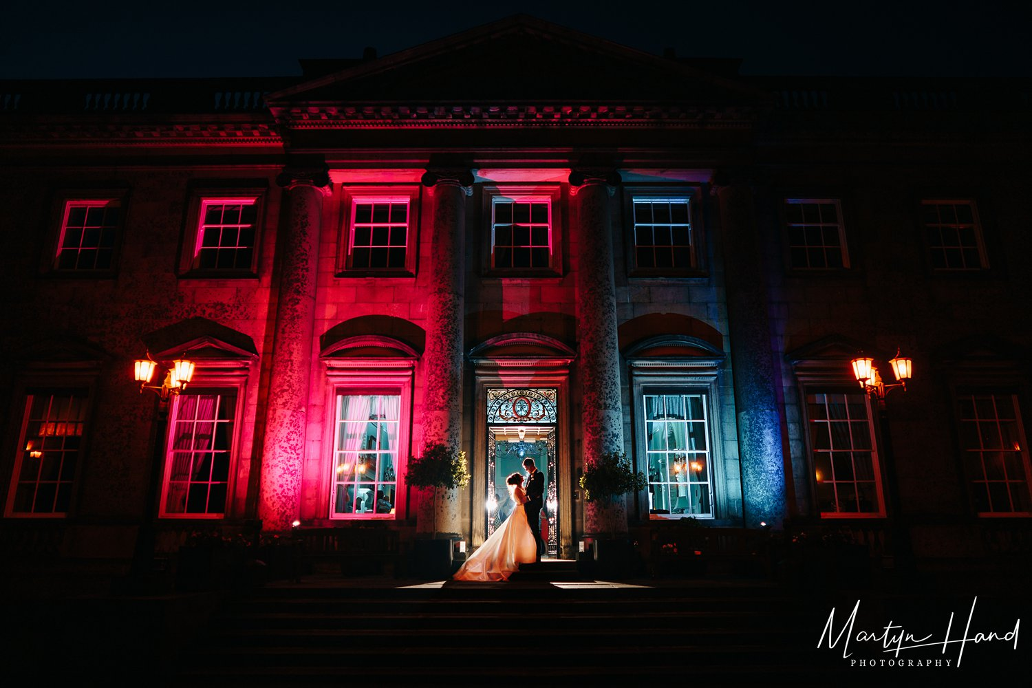 denton hall wedding photography martyn hand yorkshire bride groo