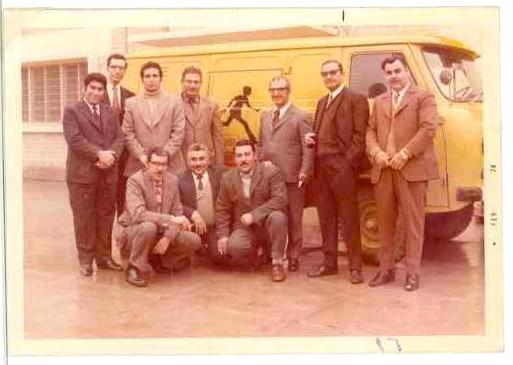 Al Nadir Distribution Team