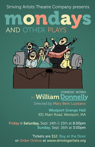 Mondays and Other Plays (2012)