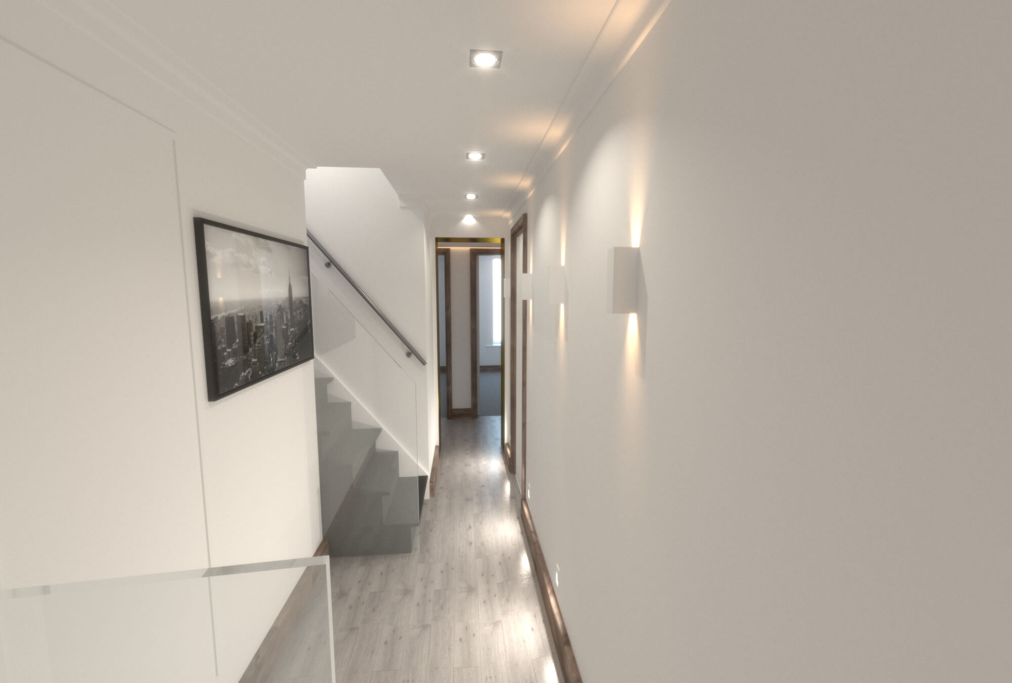 Hallway Approach - Visualisation