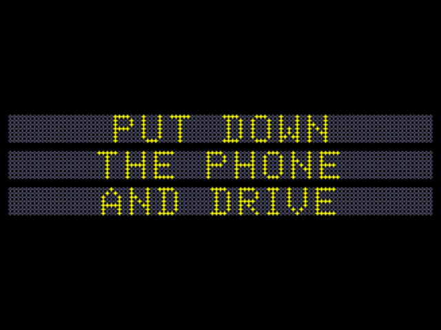 Put the Phone Down and Drive.PNG