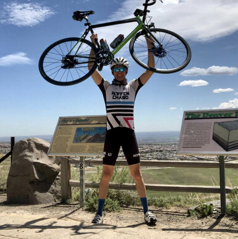 """""""Bikes for me bring unfettered joy and energy to my life. Over the last three months during my surgery and radiation treatment, if I can even only get out for 30 minutes I find myself renewed and optimistic. If I was a doctor I would write you a script to get out and ride every day."""" — Jay"""