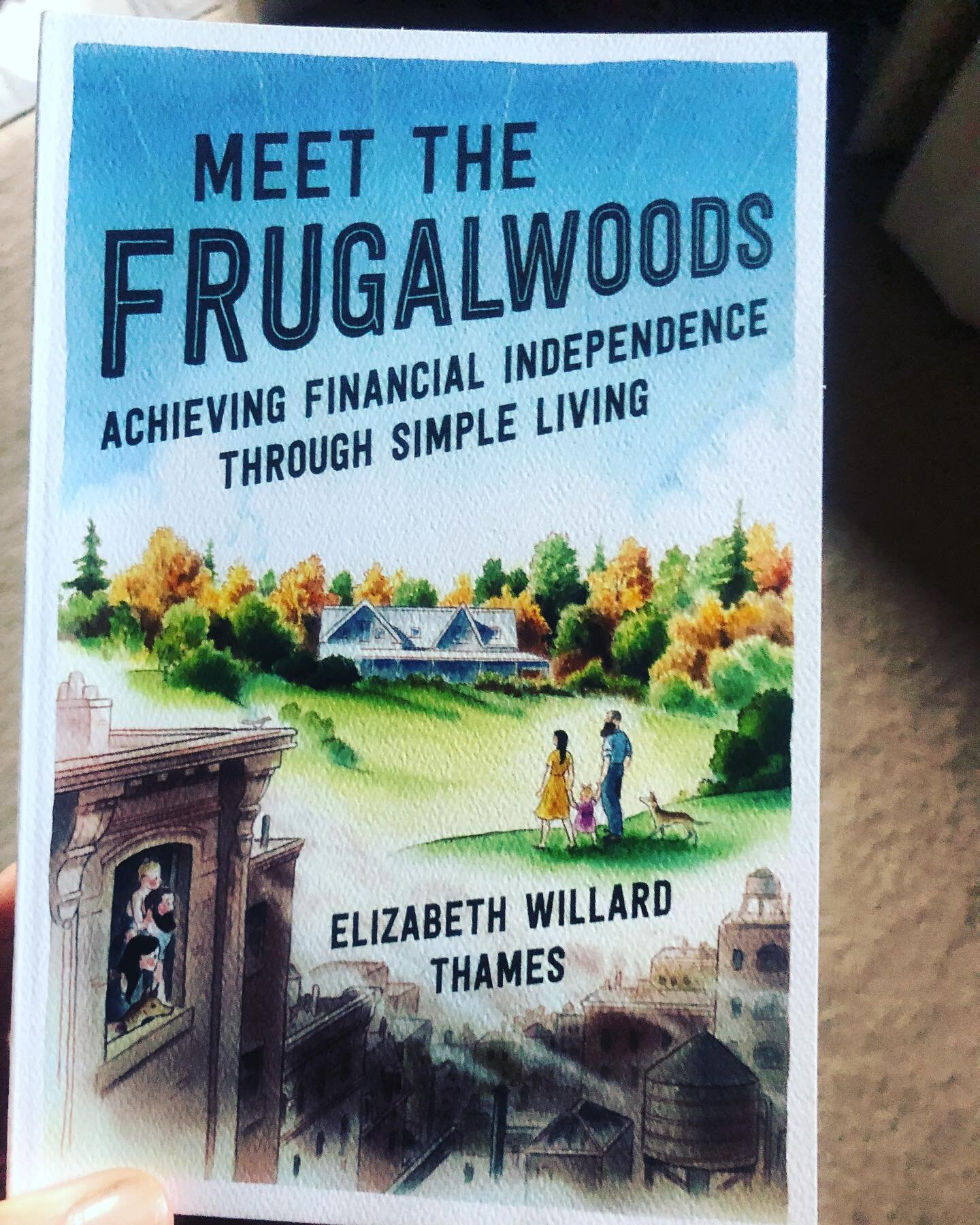 "I just finished this book and really enjoyed it. It fired me up and inspired me—I love it when people design lives they LOVE- on purpose- and go after it ?? % all-in. Here are some of my favorite quotes: ""Once you begin down the road of frugalizing, it's nearly impossible to stop. It becomes a game, a competition, and an invigorating challenge. You get to win at your own life.""  ""Letting go of caring what other people thought enabled me to figure out what I really wanted out of life, not what society wanted out of my life. I came to understand that, in the end, the only person who truly cares how you live your life is you.""  ""Too often, the arc of our lives and the very substance of what we do day after day is dictated to us by our jobs, our debt, and our stuff. Frugality enables us to wrest back control.""   ""The real freedom of choice is to turn our backs on consumption. You're not exerting your free will in spending money, you're turning your free will over to someone else.... so many of us put choice of material possessions ahead of choice over how we spend our lives.""   **And my top fave: ""joy is not a 'done' to-do list; it's the ability to appreciate and savor the simplicity of each day's routine. ????To know that you're living as close to your ideal as possible. Every. Single. Day.""  . . . 5?? - highly recommend this book."