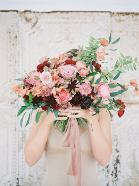 Danielle Coons Photography  via   StyleMePretty