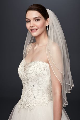 Shopping Tip: David's Bridal is a true classic with a wide variety of designs and price points.