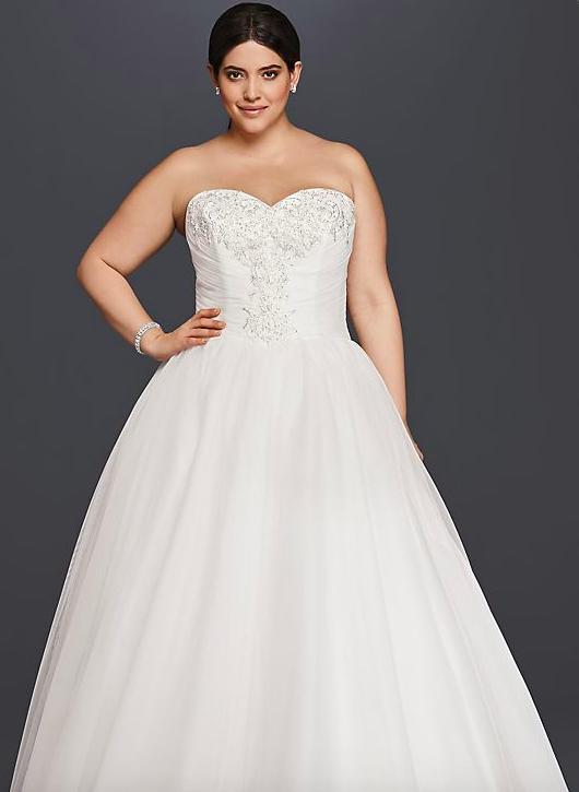 David's Bridal $749