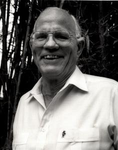 Francis Bailey, First CFI board President