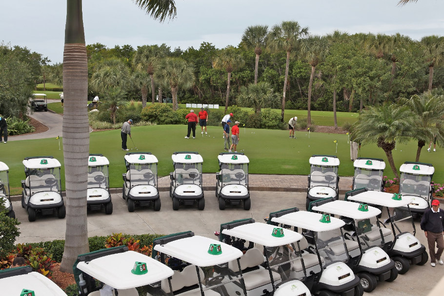 The 16th annual The Sanctuary Charity Golf Classic will be Jan. 27. Photo courtesy The Sanctuary