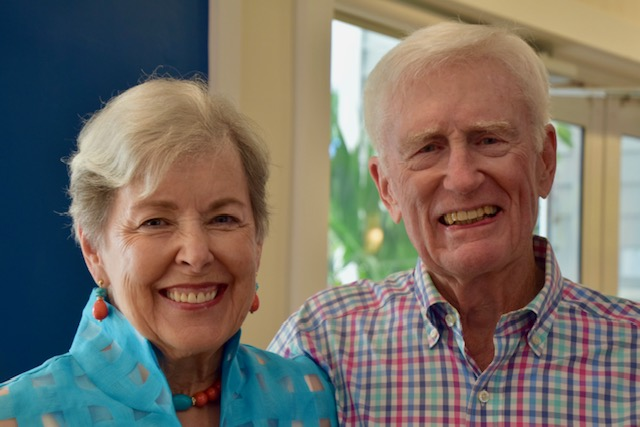 Virginia and Ed Stringer