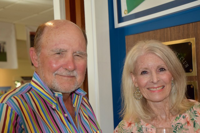 Cindy Brown, CFI Board Member and Husband Jay Brown