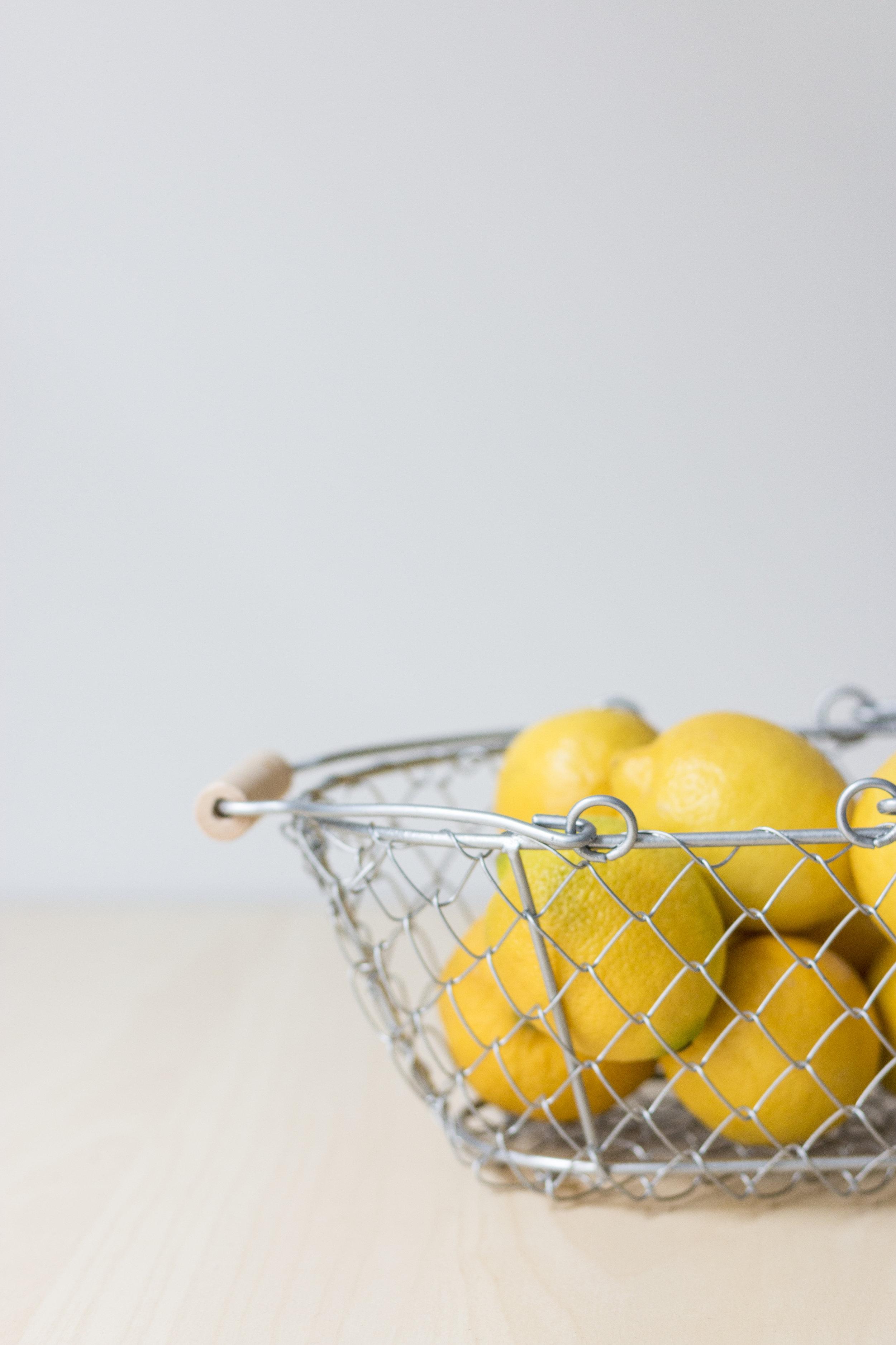 Lemon Basket