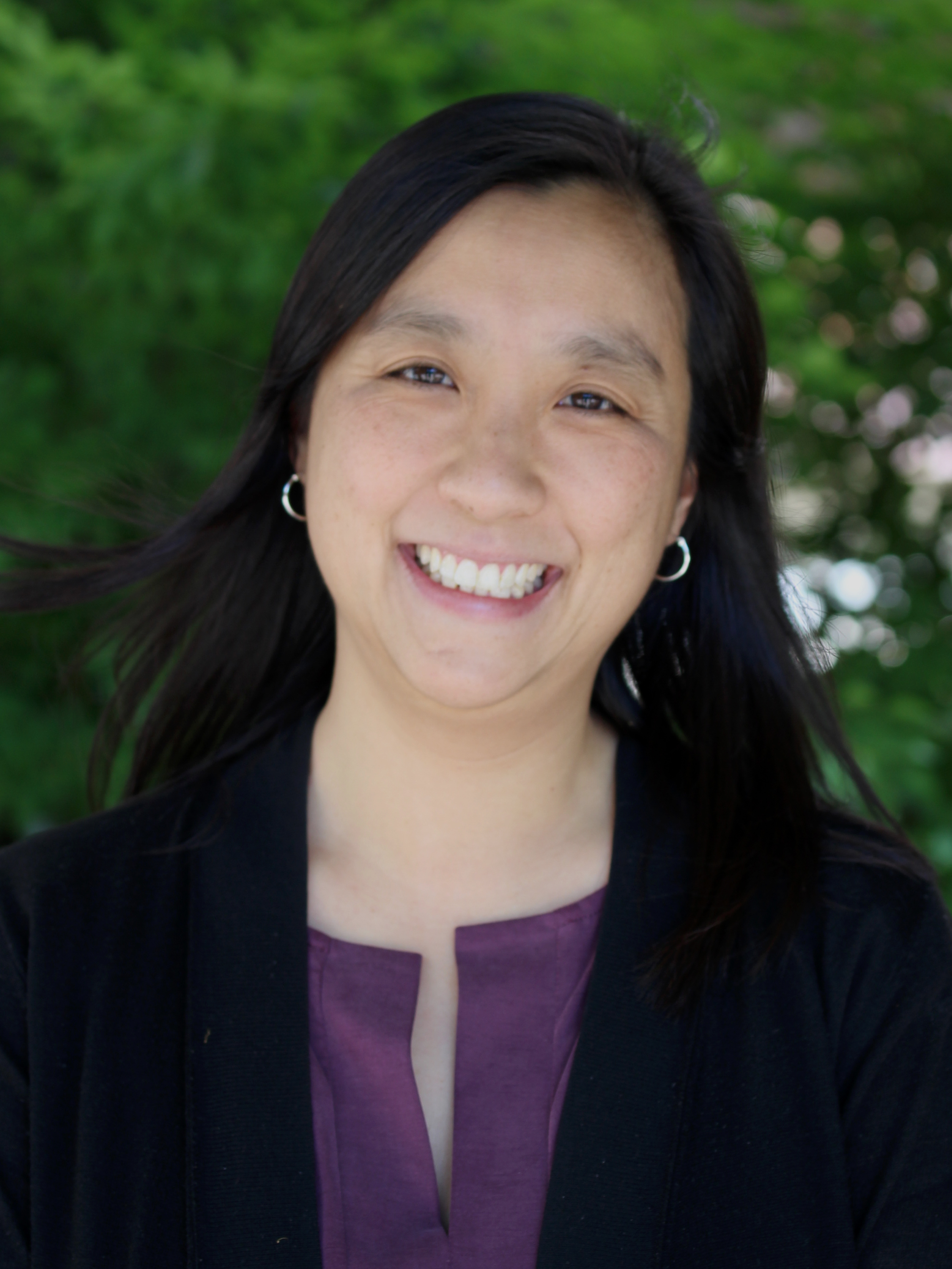 Kristen Kwan, PhD. Assistant Professor.    Kristen is a native of Southern California, where she grew up in Agoura Hills, a suburb of Los Angeles.  She attended Stanford University, majoring in Biological Sciences, and then moved to Harvard Medical School for her PhD in Cell and Developmental Biology.   When not in the lab, Kristen can be found chasing her kids, watching football, knitting, and trying out new restaurants.