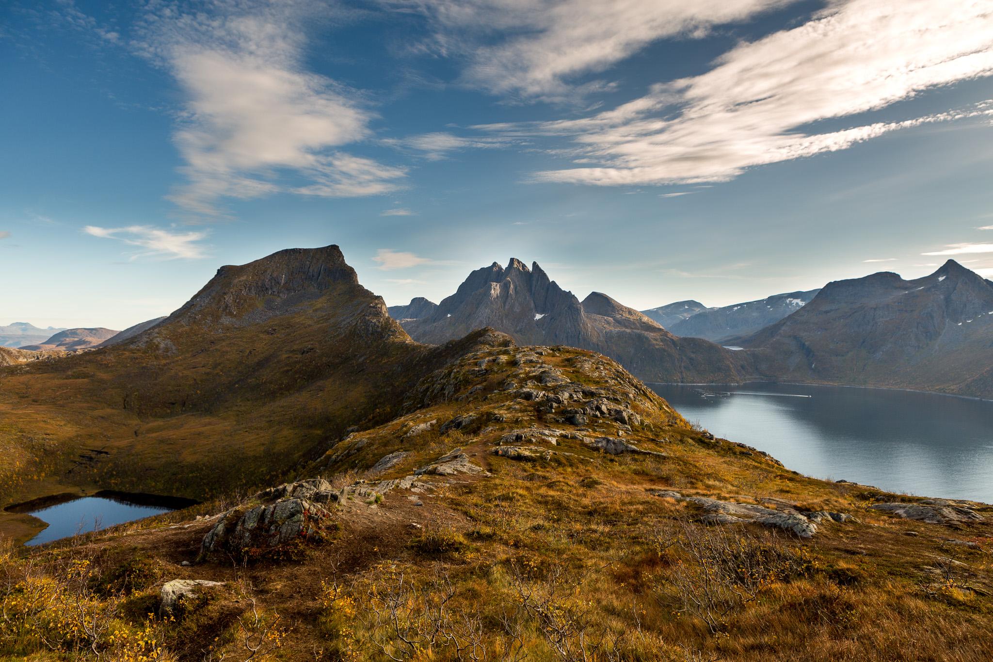 For all del - nydelig utsikt og vakkert landskap! Veldig flott!