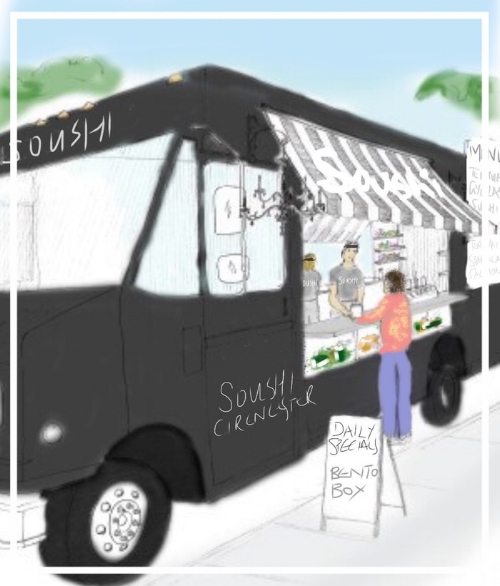 Soushi Wants to Hit The Road - And start bringing our amazing food to you