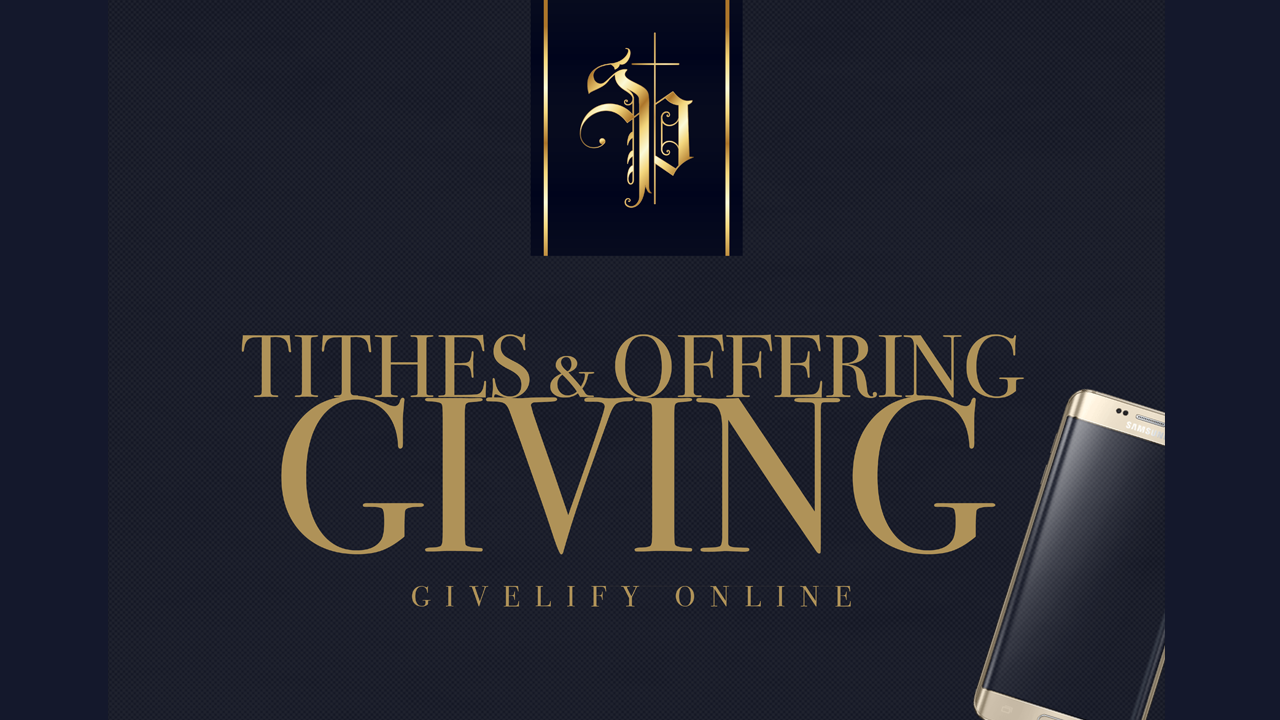 St Paul COGIC Givelify
